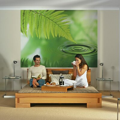 Brewster Home Fashions Komar Silence Wall Mural