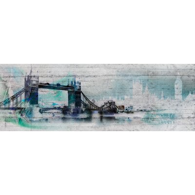 Brewster Home Fashions Komar London Wall Mural