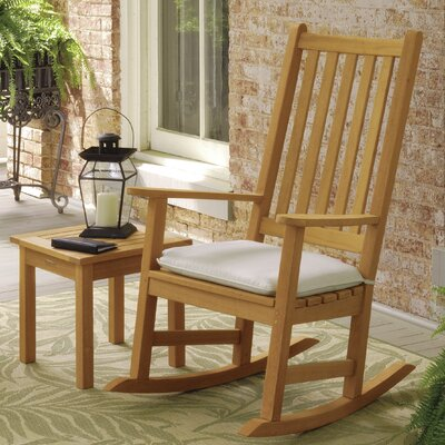 Franklin 2 Piece Rocker Seating Group with Cushion by Oxford Garden