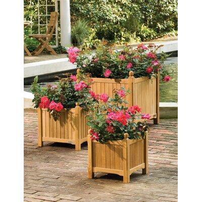 Oxford Garden Square Planter Box