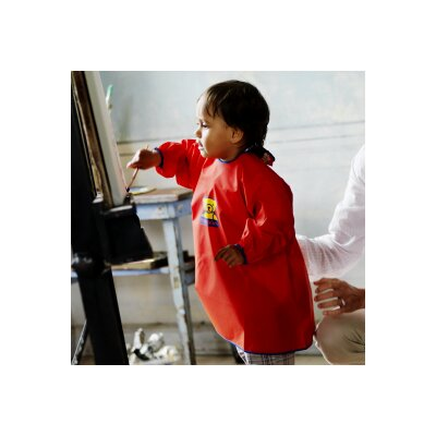 BabyBjorn Eat and Play Smock