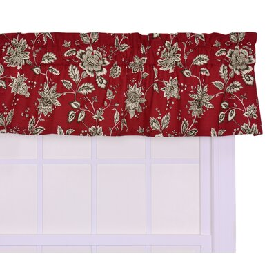 Jeanette Cotton Valance Window Curtain Product Photo