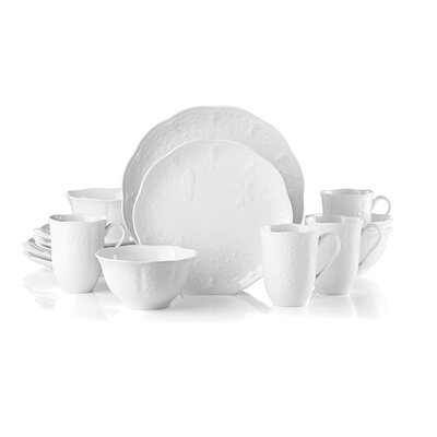 Butterfly Meadow Cloud 16 Piece Dinnerware Set by Lenox
