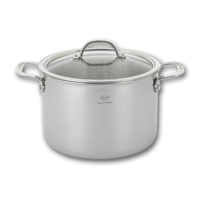 8-qt. Stock Pot with Lid by Lenox