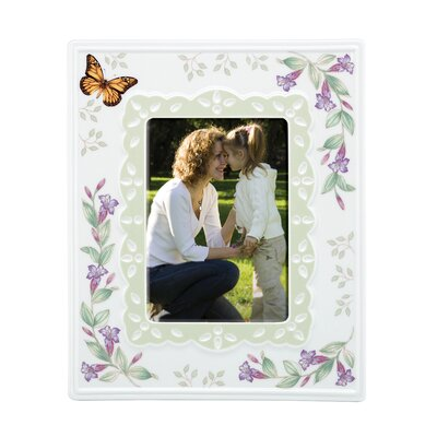 Lenox Butterfly Meadow Colors Picture Frame