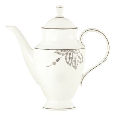 Lenox Floral Waltz 6 Cup Coffee Server with Lid
