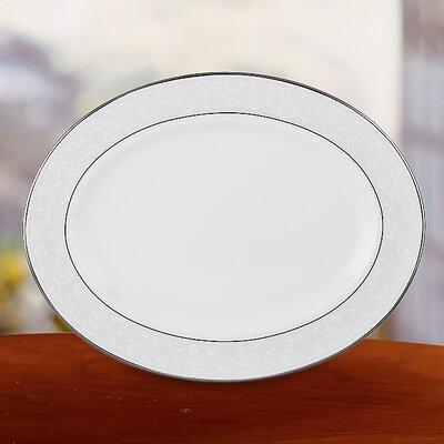 Lenox Opal Innocence Oval Platter