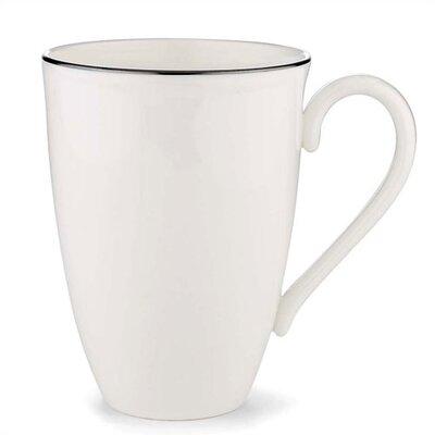 Lenox Continental Dining Platinum 14 oz. Mug