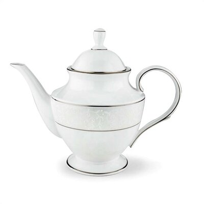 Lenox Opal Innocence 1.25-qt. Teapot