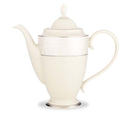 Lenox Pearl Innocence 6 Cup Coffee Server with Lid