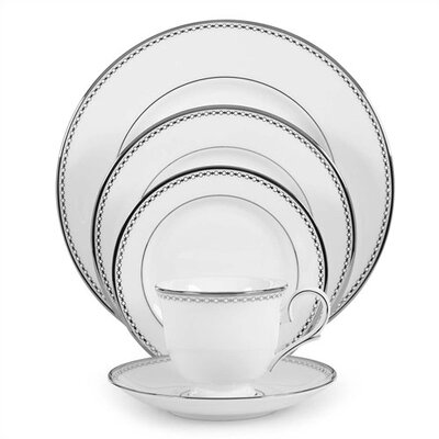Pearl Platinum 5 Piece Place Setting by Lenox