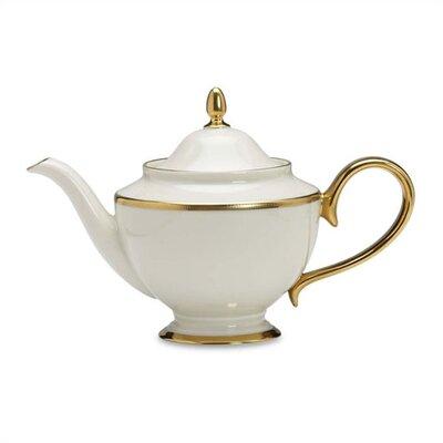 Tuxedo Teapot by Lenox