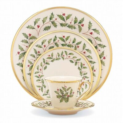 Holiday Dinnerware Collection by Lenox