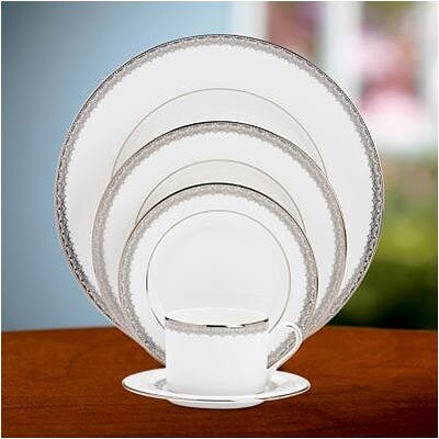 Lace Couture Dinnerware Collection by Lenox
