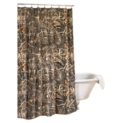 Max 4 Shower Curtain by Realtree