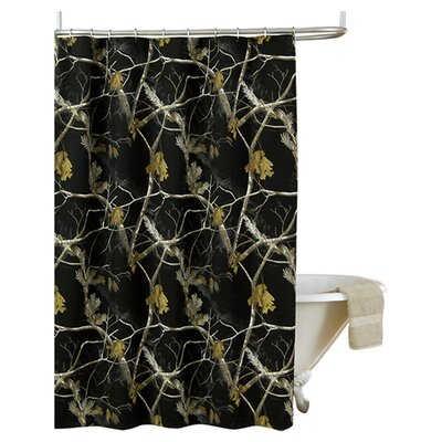 Camo Shower Curtain by Realtree