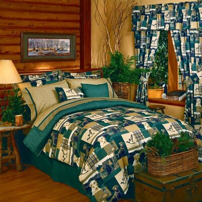 Dogs and Ducks Bedding Collection by Blue Ridge Trading