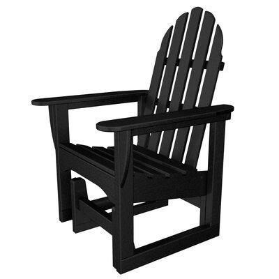 POLYWOOD® Adirondack Glider Chair
