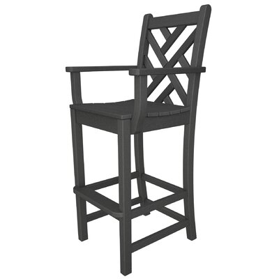 "POLYWOOD® Chippendale 30"" Bar Stool"