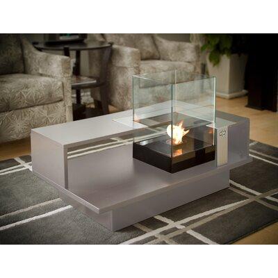 Decorpro Level Compact Bio Ethanol Fireplace