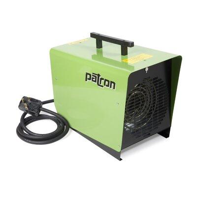 E-Series 6,000 Watt Portable Electric Fan Utility Heater by Patron