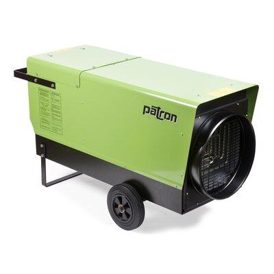 E-Series 40,000 Watt Portable Electric Fan Utilityt Heater by Patron