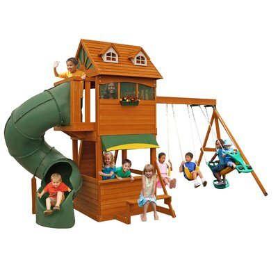 Forest Hill Retreat Swing Set Product Photo