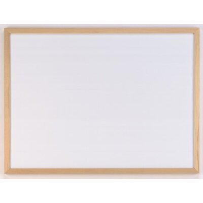 AccoBrands Wall Mounted Whiteboard, 1' x 2'