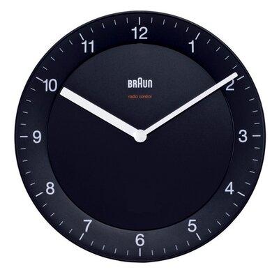 "Braun 7.9"" Wall Clock"