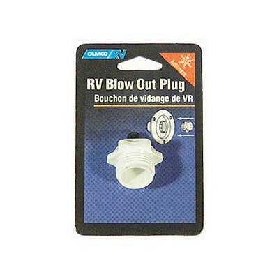 Camco RV Blow Out Plug