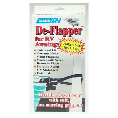 Camco De-Flapper for RV Awnings
