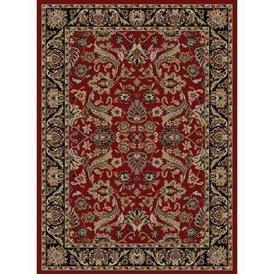 Concord Global Imports Adana Sultanabad Red Area Rug