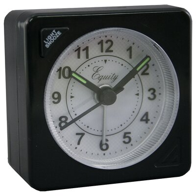 Travell Alarm Clock by Equity