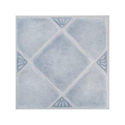 """Home Dynamix Dynamix Vinyl Tile 12"""" x 12"""" Luxury Vinyl Tiles in Madison Stone"""
