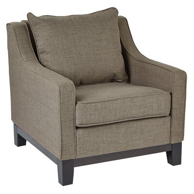 Regent Milford Fabric Club Chair by Ave Six