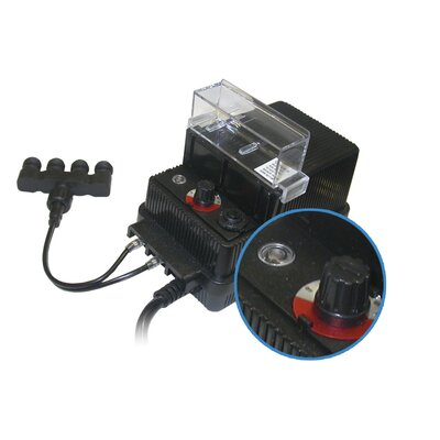 Alpine 100 Watt Transformer with Photo Cell and Timer