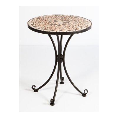 Alfresco Home Lipari Mosaic Bistro Table