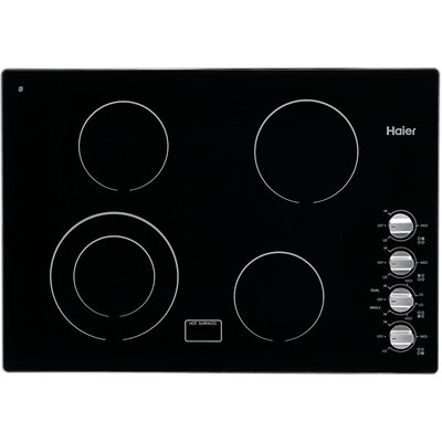"30.25"" Dual Fuel Cooktop with 4 Burners Product Photo"
