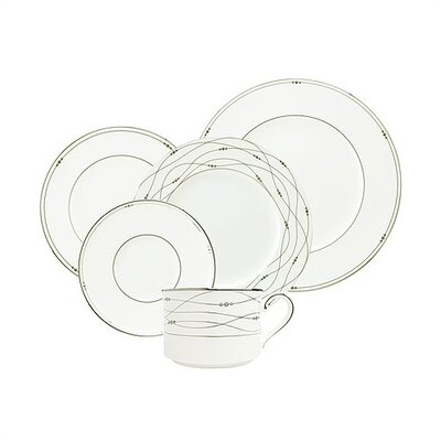 Precious Platinum 5 Piece Place Setting by Royal Doulton
