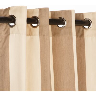 Sunbrella Single Curtain Panel Product Photo