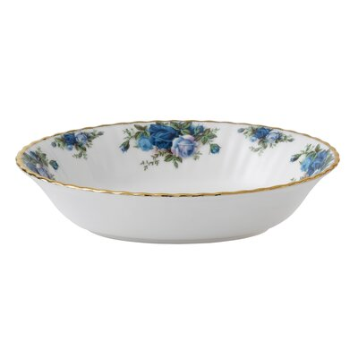 Royal Albert Moonlight Rose Open Serving Bowl