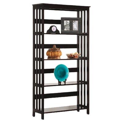 """Wildon Home ® 60"""" Standard Bookcase"""