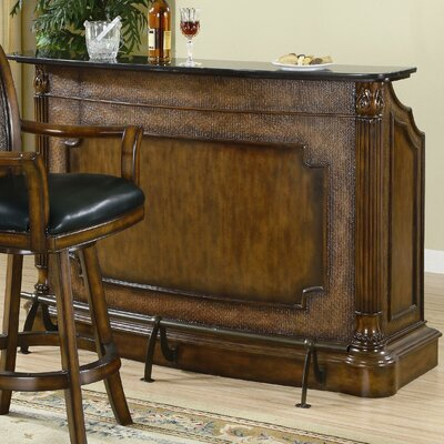Wildon Home ® Arundel Bar with Wine Storage
