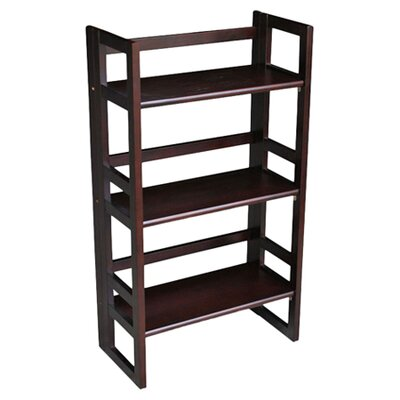 "Wildon Home ® Student Folding 37"" Standard Bookcase"