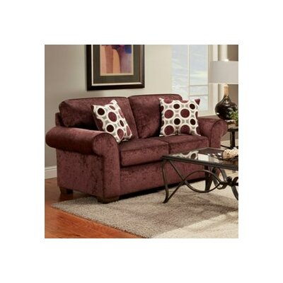 Wildon Home CST16488 Taylor Loveseat