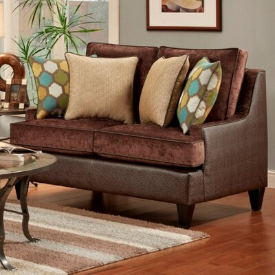Wildon Home CST16581 Monte Carlo Loveseat