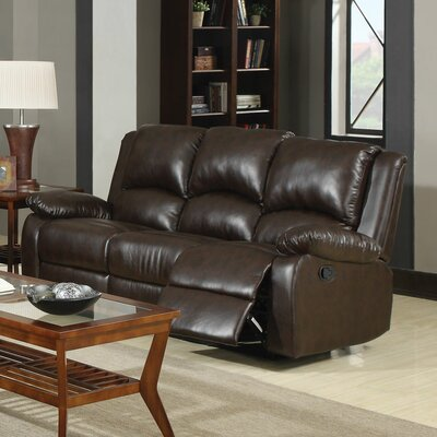 New York Reclining Sofa by Wildon Home ®