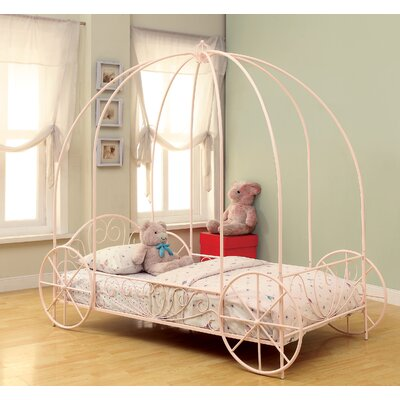 Twin Canopy Bed by Wildon Home ®