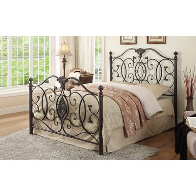 Metal Headboard and Footboard by Wildon Home ®