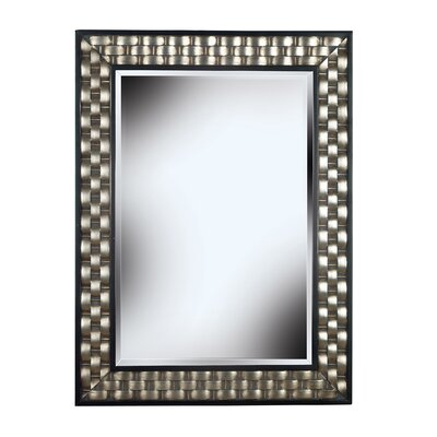 Checker Wall Mirror by Wildon Home ®